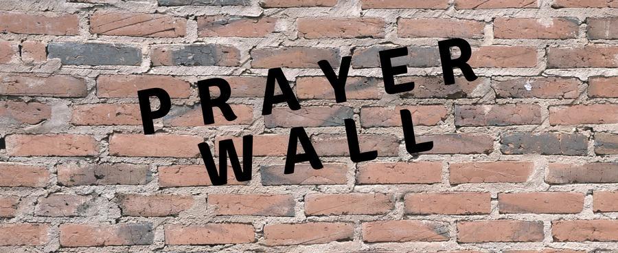 Prayer Wall – Trinity Lutheran Church of Davison, MI